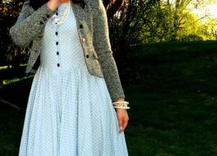 polka dot dress_1