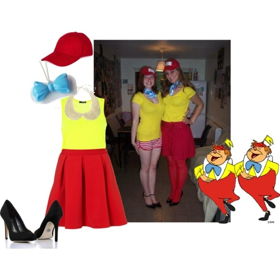 Quick Fun &amp Easy Halloween Costume Ideas - Rachels Lookbook - Quick Funny Halloween Costumes