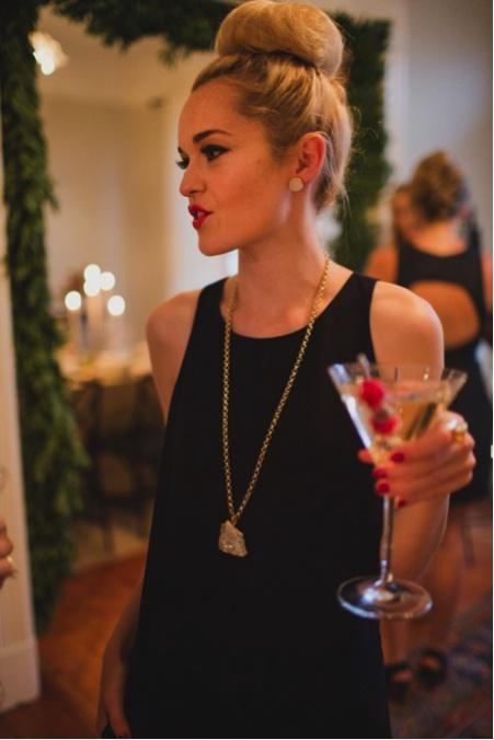 Classy: ... - Christmas And Christmas Eve Outfits - Rachel's Lookbook