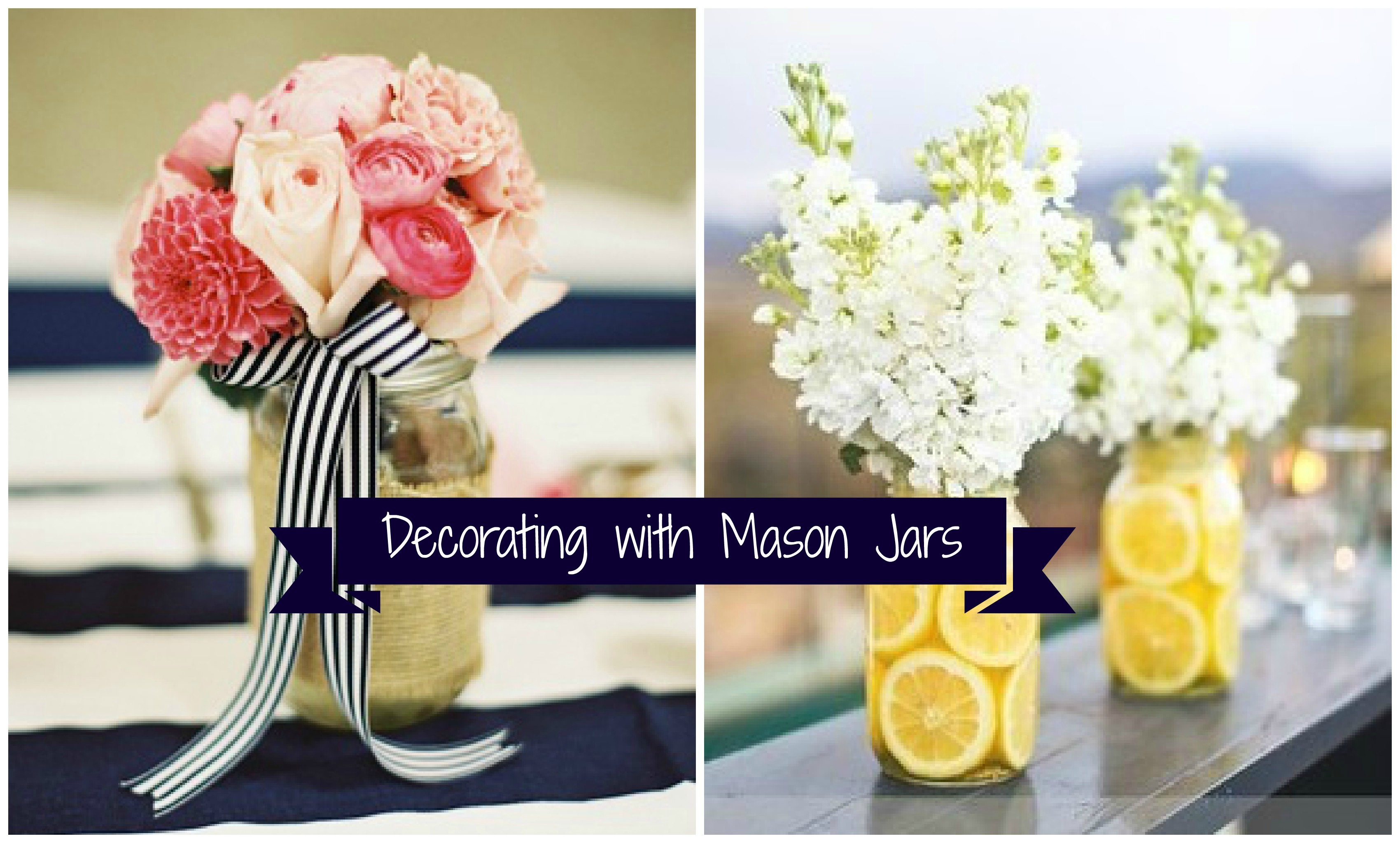 Decorating Mason Jars Mason Jar Decorations Archives Rachels Lookbook