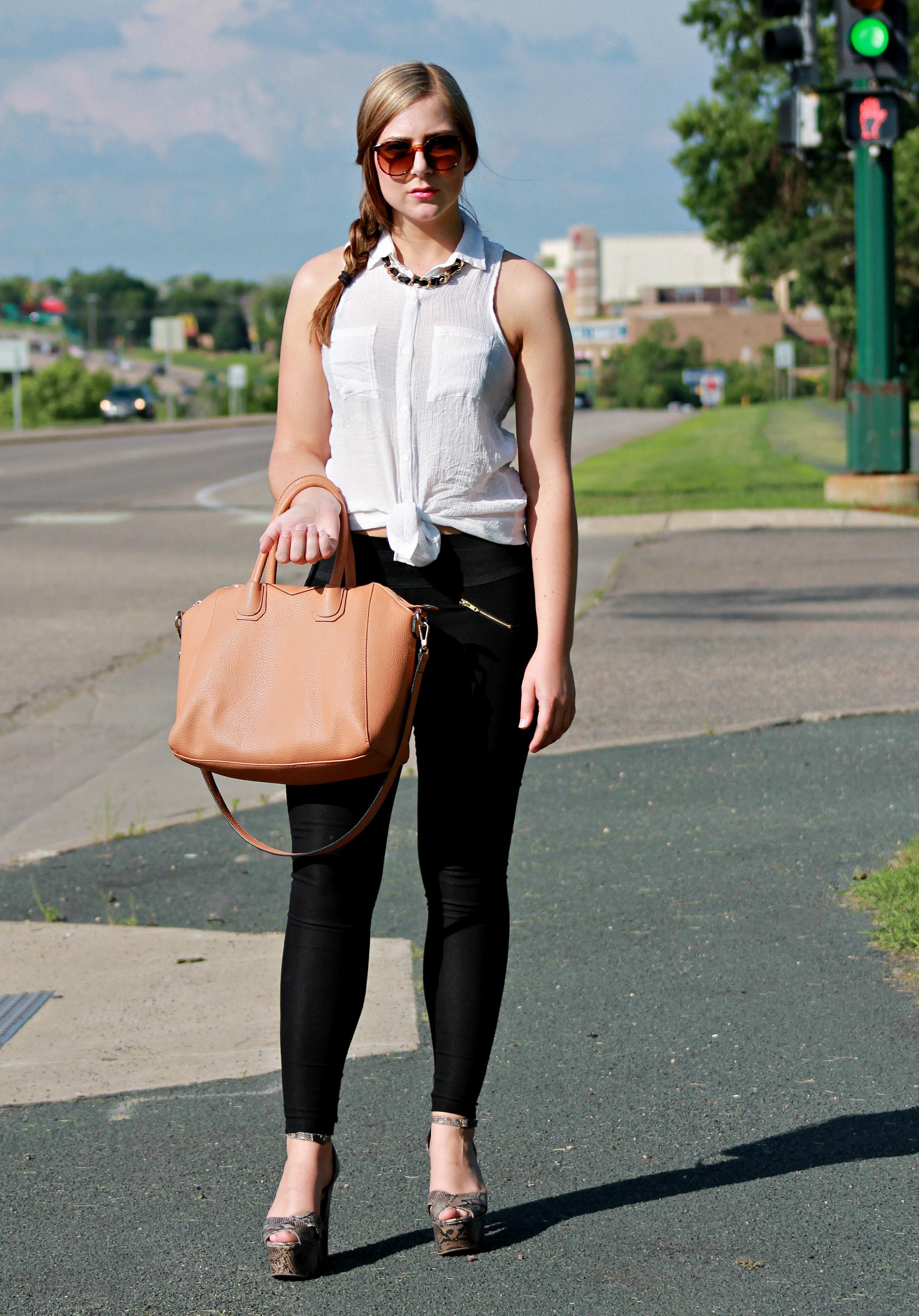 Chunky - Rachel's Lookbook
