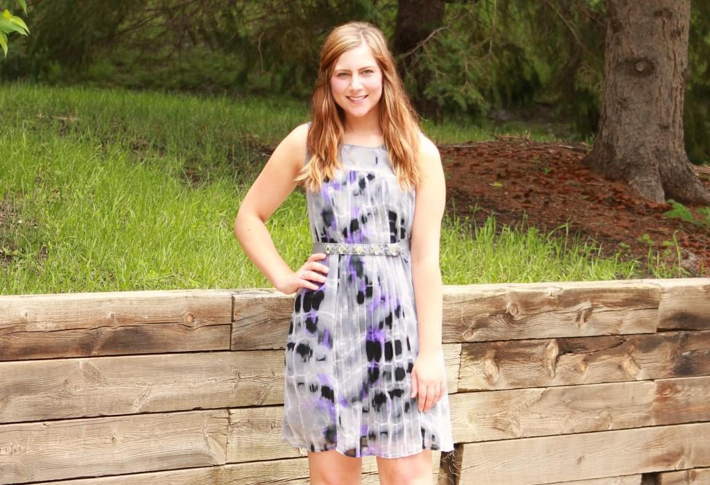 Printed Dress 2