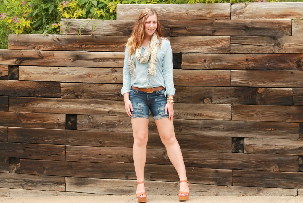chambray + denim 5