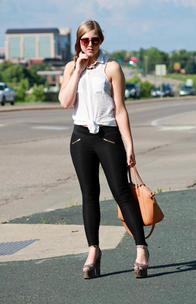 chunky heels 6