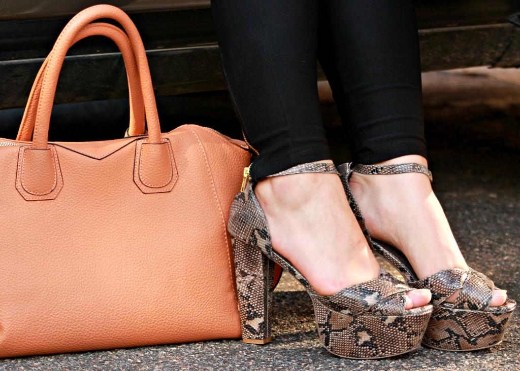 chunky heels 9