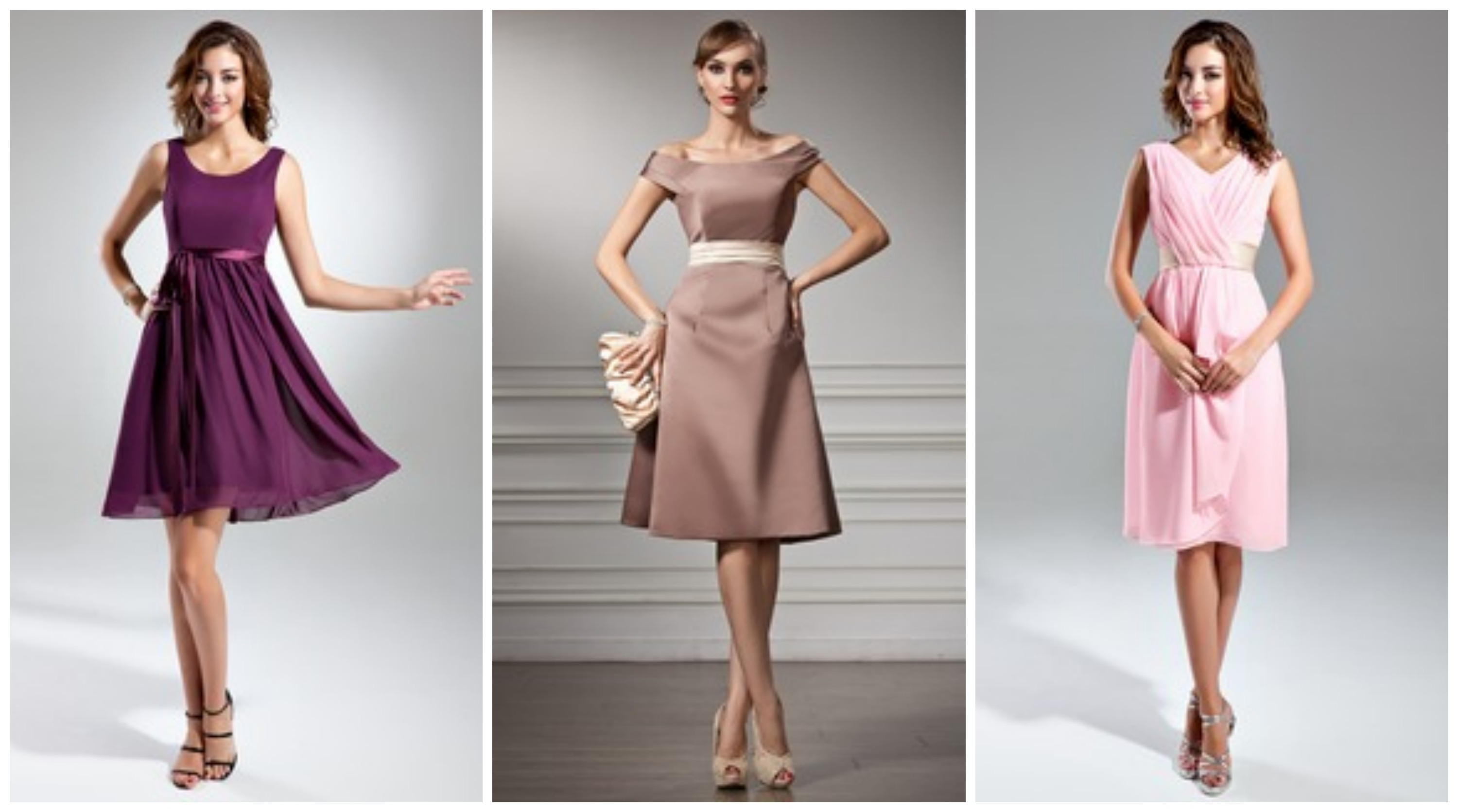 Bridesmaid Dresses Under 100 Dollars