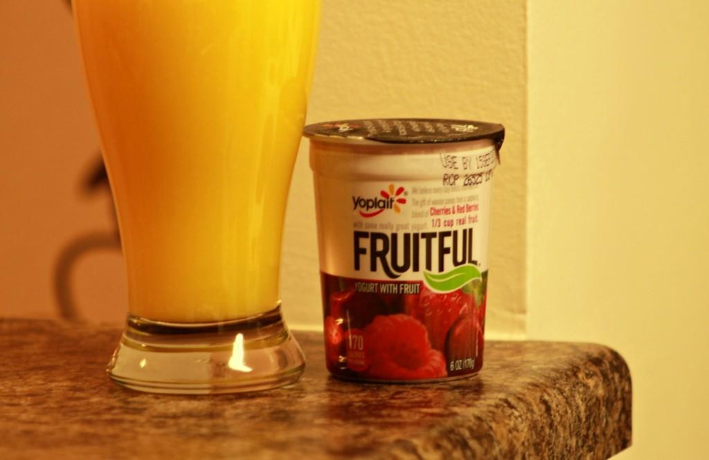 Yoplait fruitful