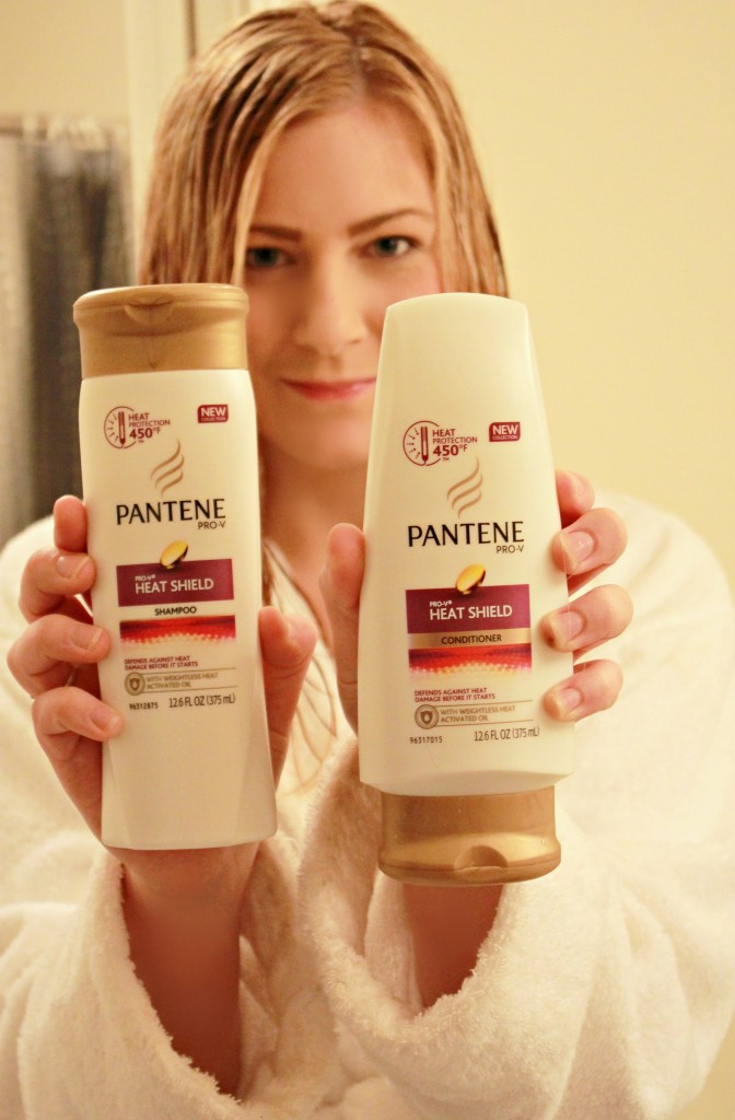 Pantene Heat Shield