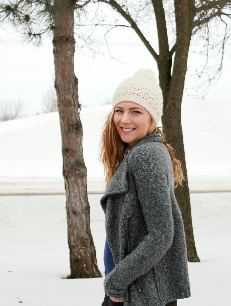 Moto-Sweater