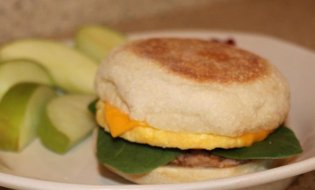 Delicious Breakfast Sandwiches with Jimmy Dean #RedboxBreakfast #PMedia #ad