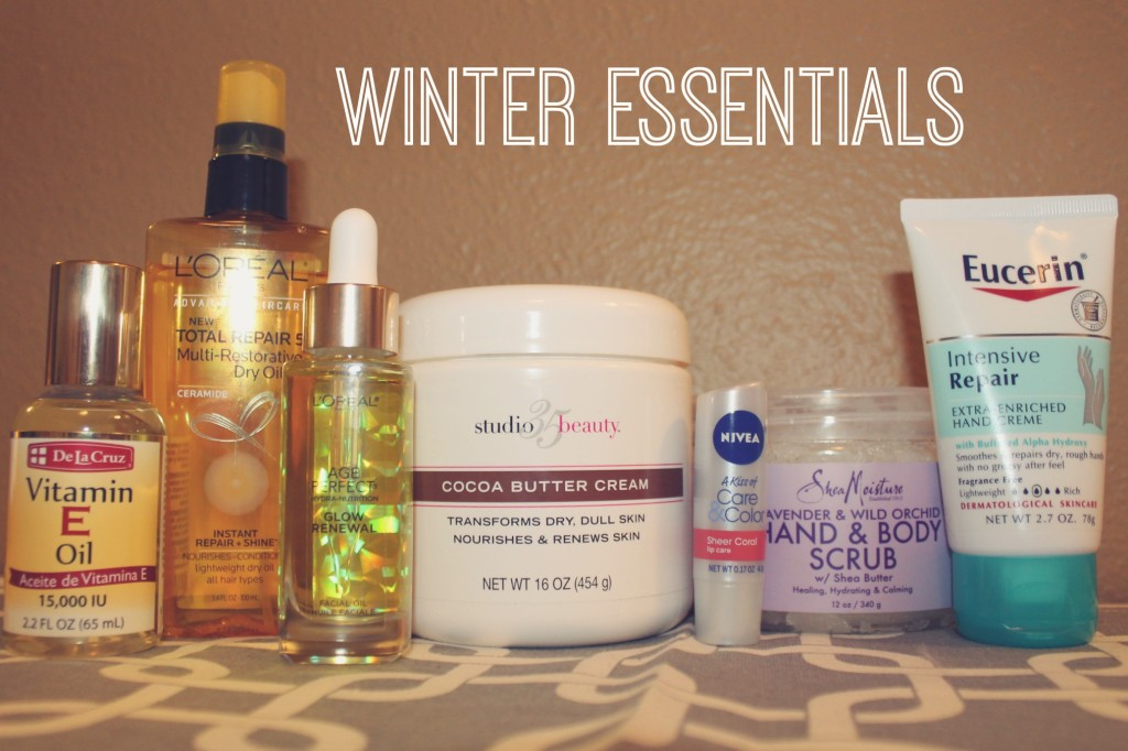 Winter Essentials with #WalgreensBeauty #CollectiveBias #Shop