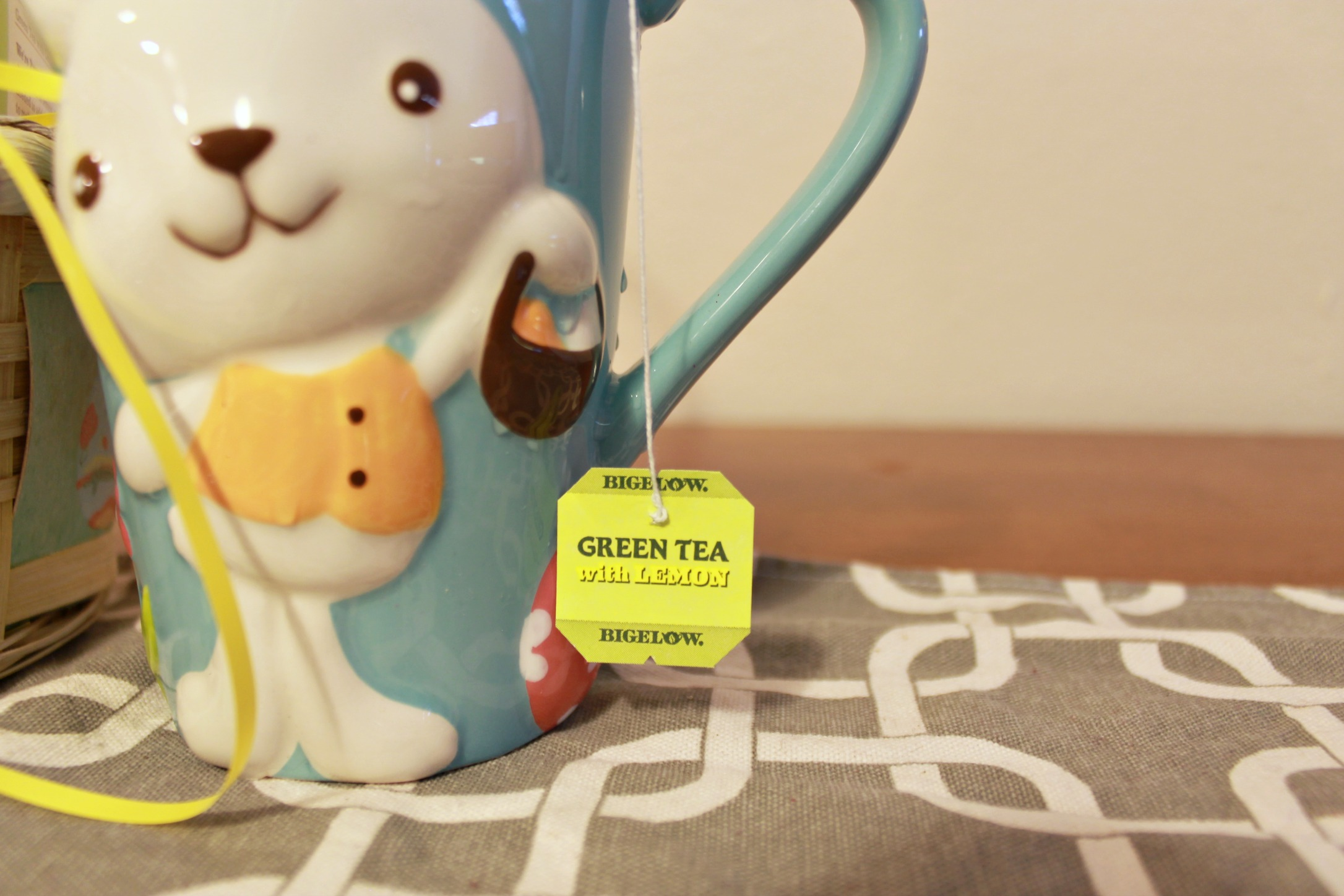 Bigelow Green Tea for Easter #TrendTea #shop #CollectiveBias