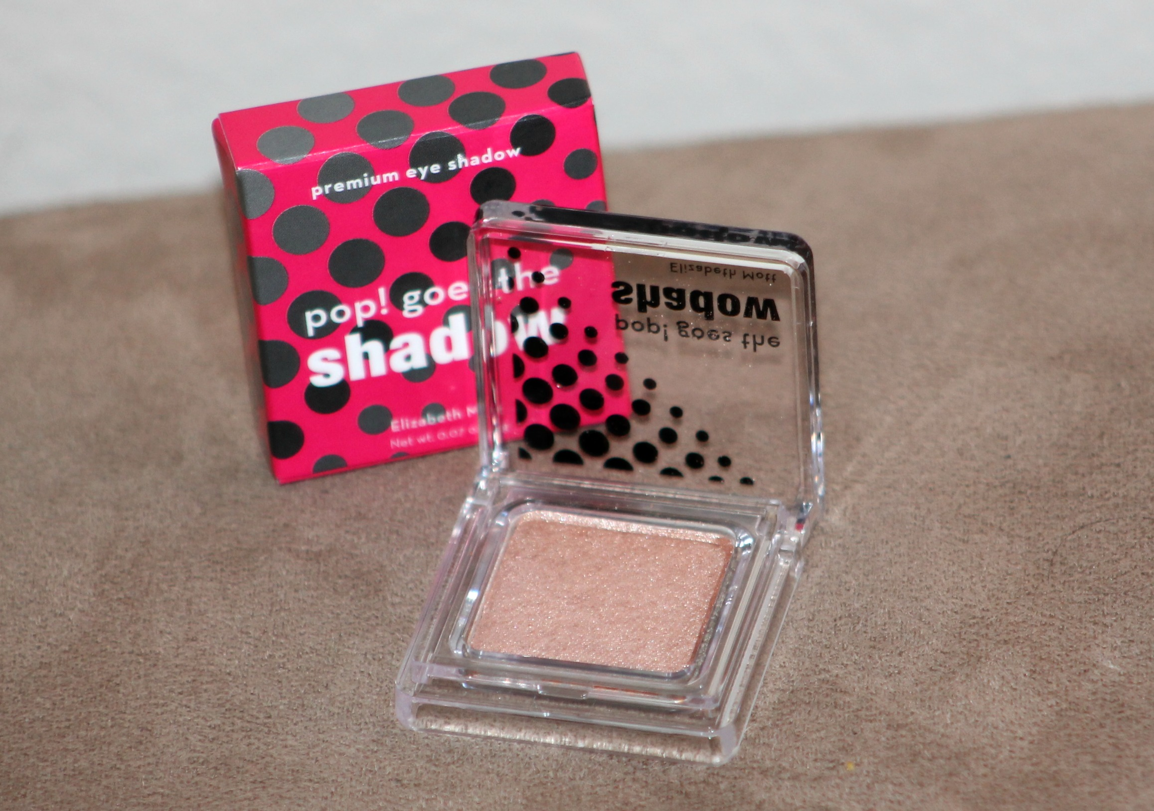 Pop! Goes the Shadow in Champagne Ipsy Glam Bag April 2014