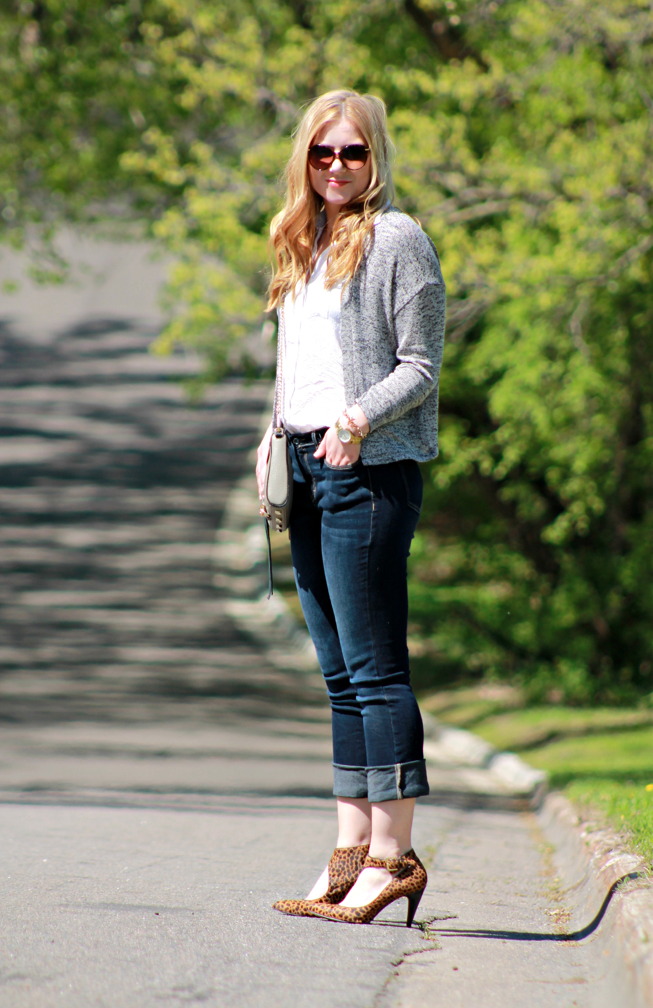 Casual Jeans look