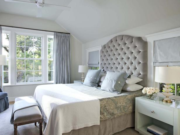 Chic, Small Bedroom