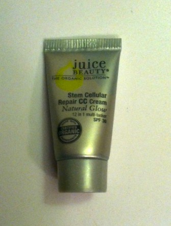 Juice Beauty Stem Cellular Repair CC Cream Review