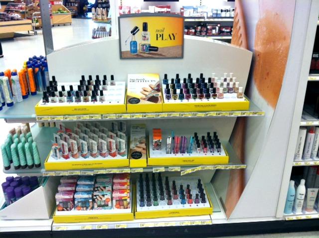 #MySummerLook with Sally Hansen products