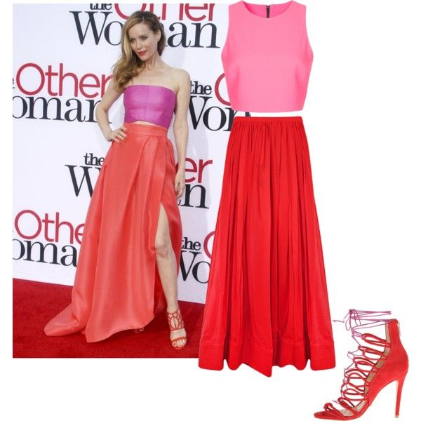 The Other Woman _Leslie Mann Fashion