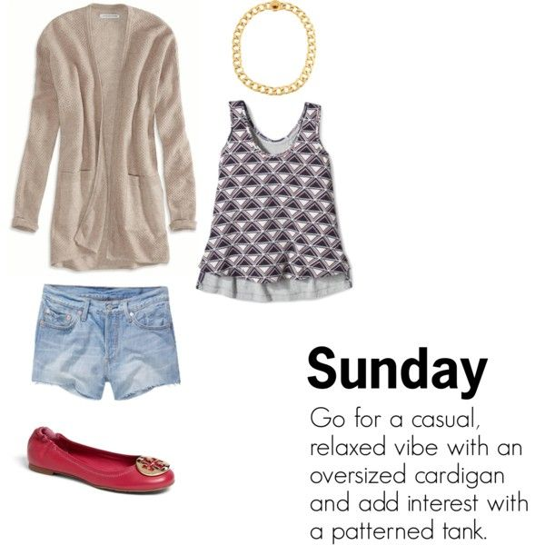 Memorial Day Weekend Outfit - Relaxed Casual Sunday