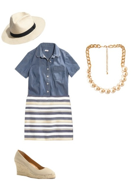 Summer Chambray Style