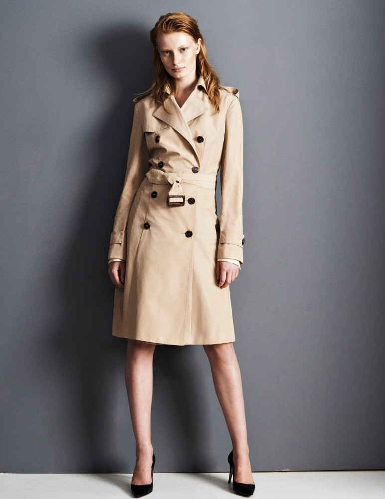 WINSER TRENCH COAT