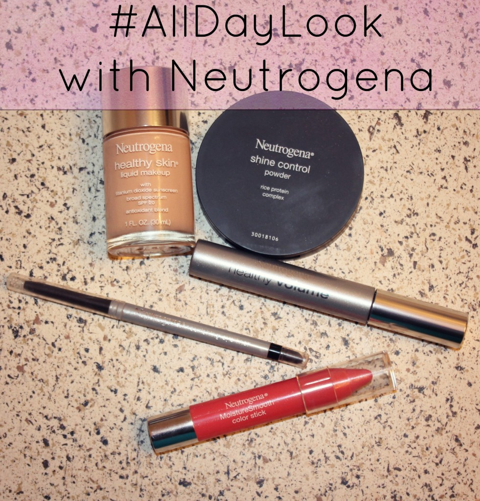 #alldaylook with neutrogena
