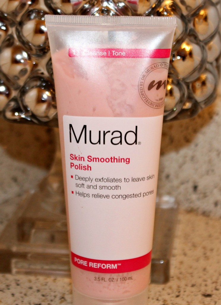 Murad Skin Smoothing Polish Review