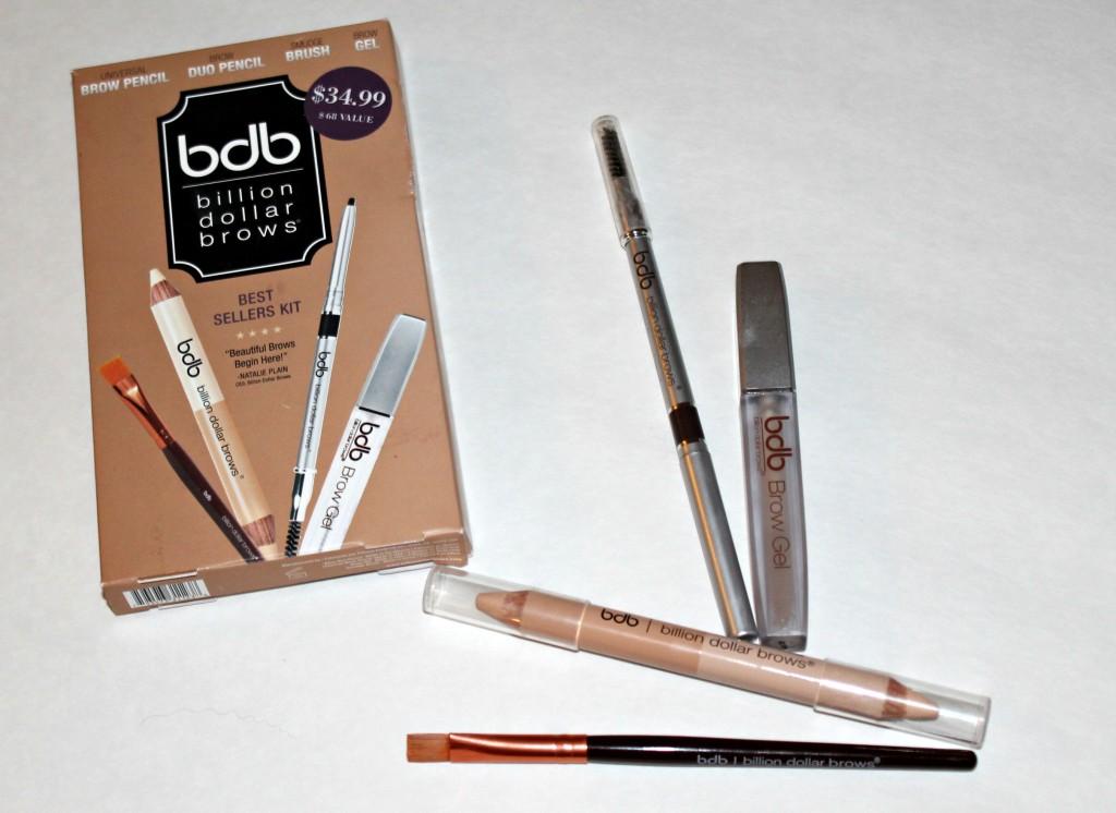 billion dollar brows kit