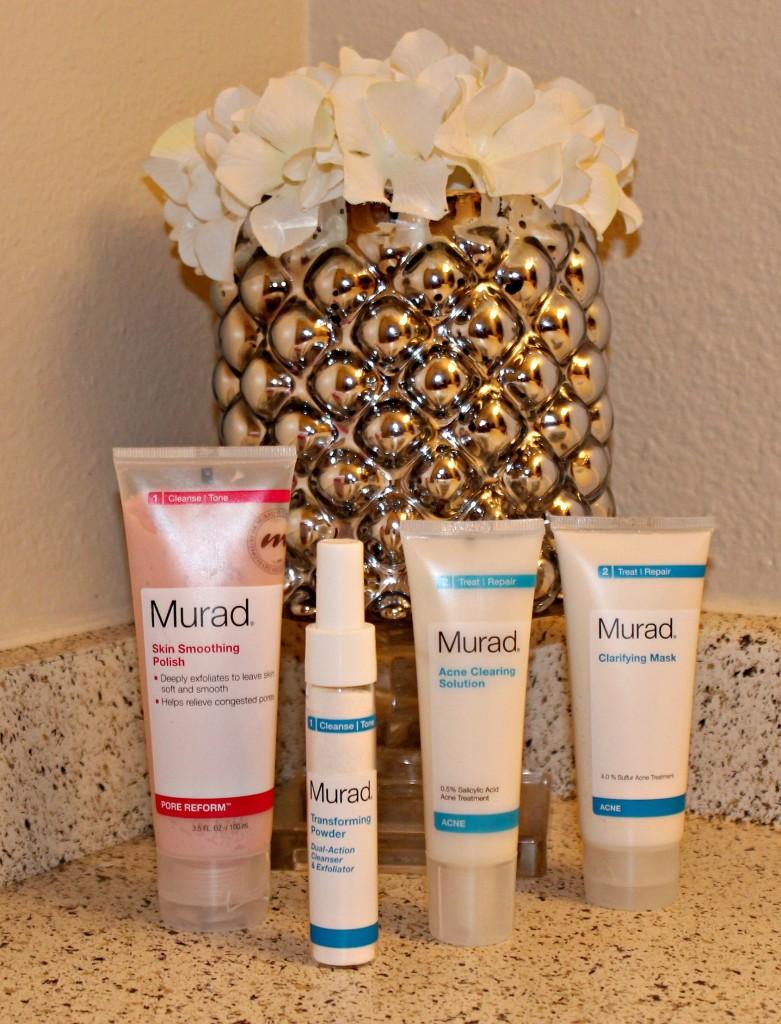 murad #itsallclear acne solutions