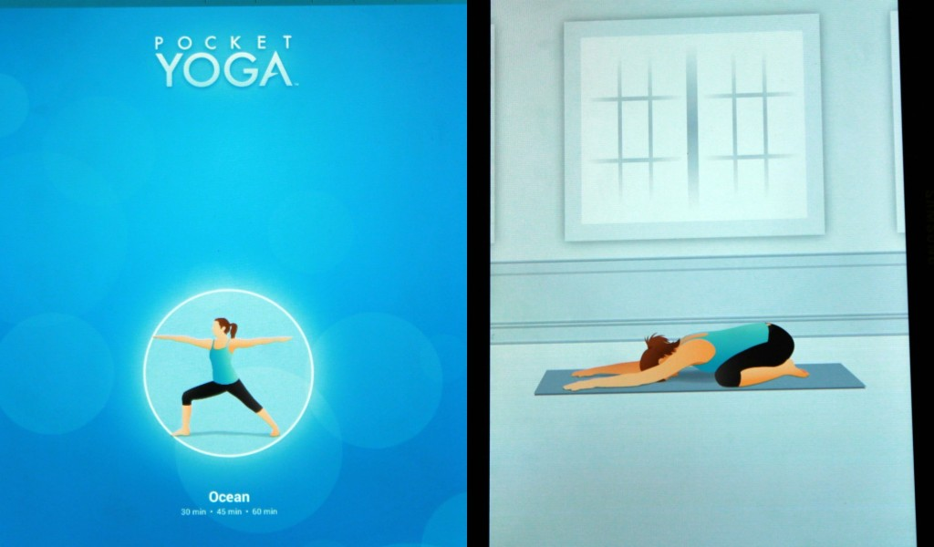 pocketyoga app