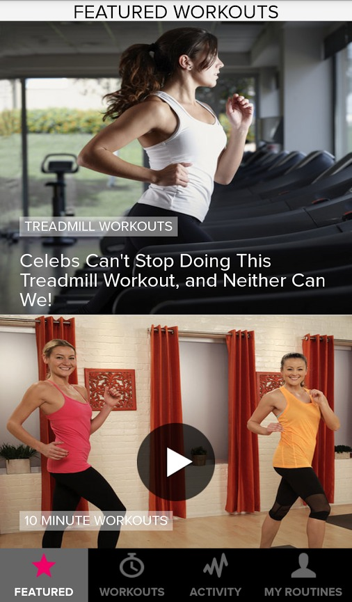 popsugar active workouts