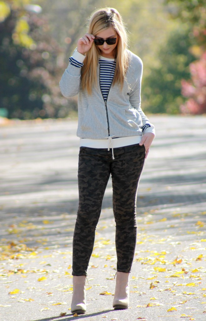 sporty chic with piperlime