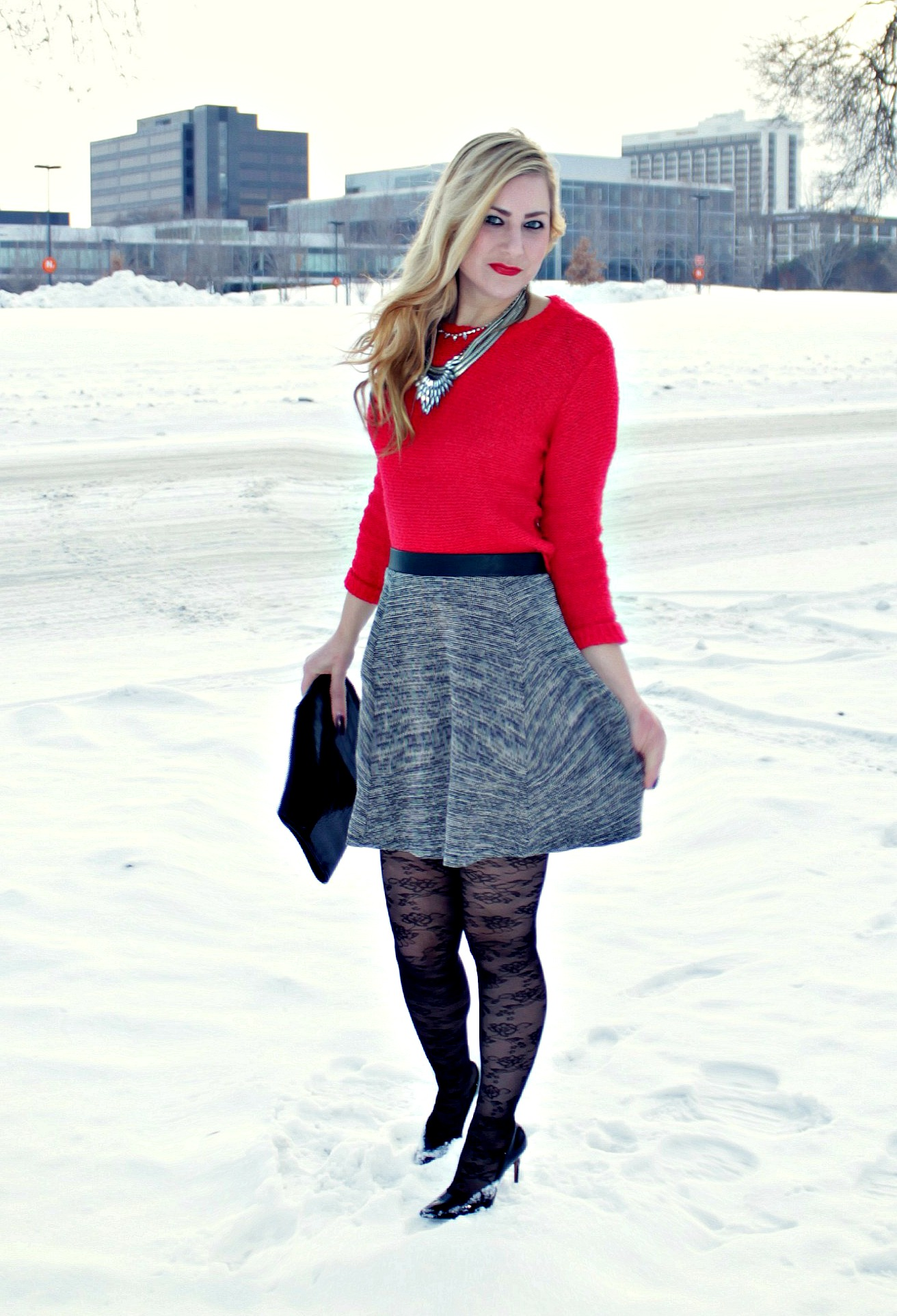 H&M holiday outfit