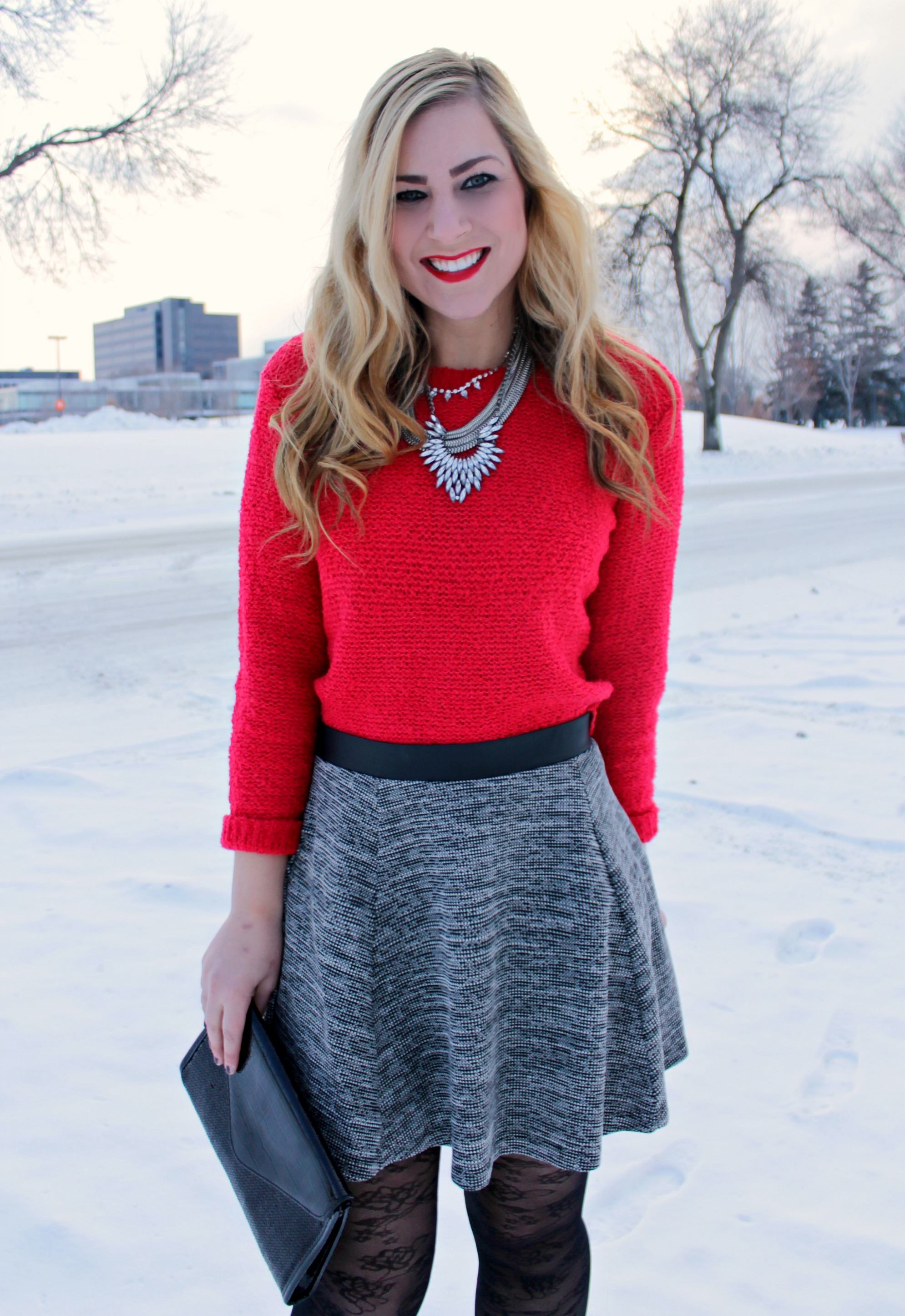 Holiday Party Style with H&M - Rachel's Lookbook