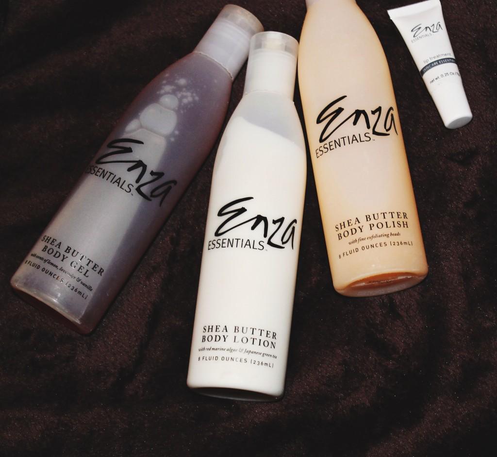 Enza Essentials Skin Care and Body Care