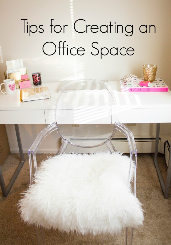 tips for creating an office space