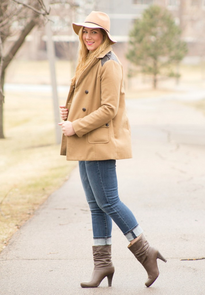 rachel's lookbook camel shades