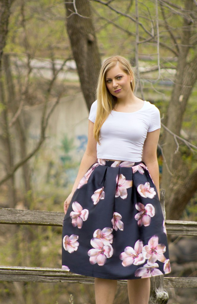 Spring Skirt  Rachel's Lookbook