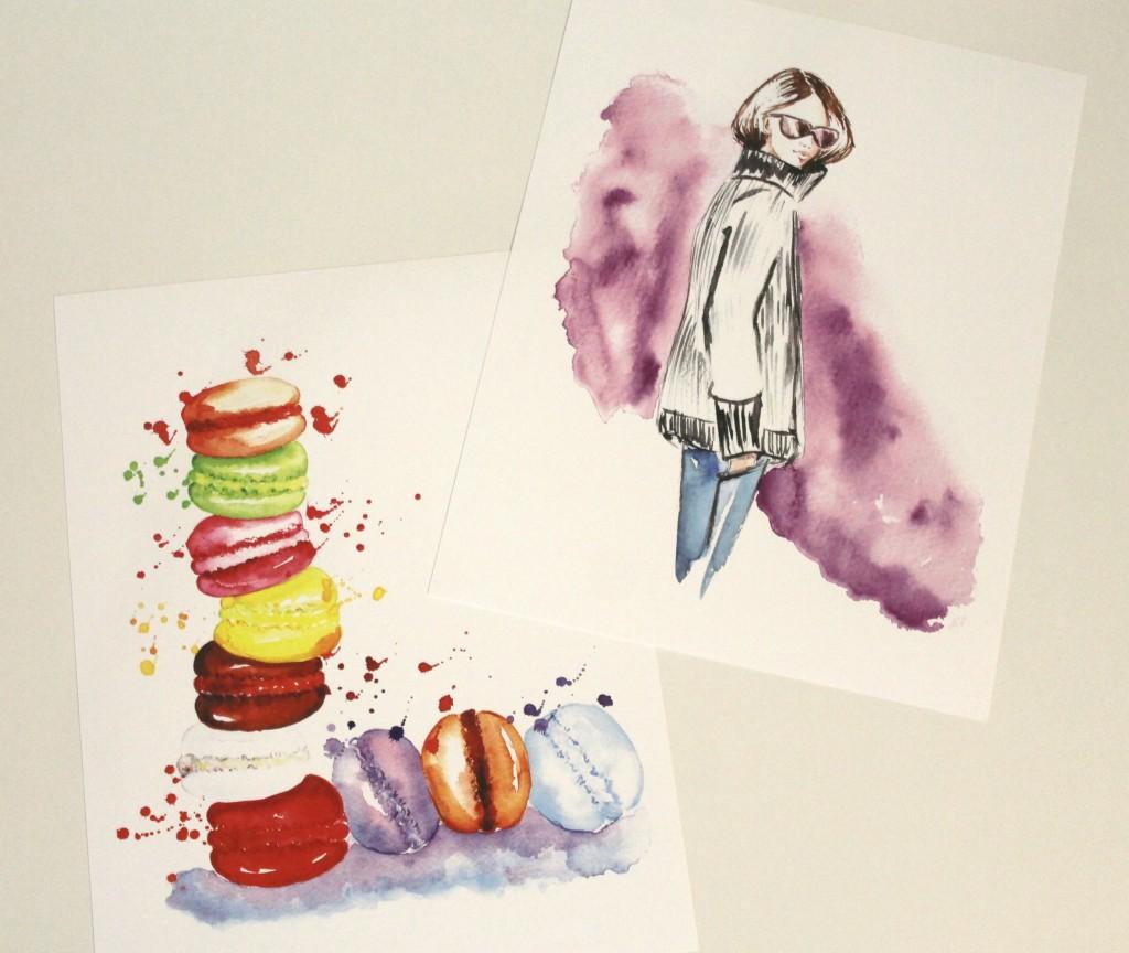elena fay fashion illustrations