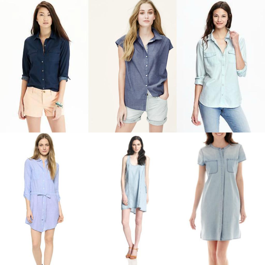 Shop! Summer Denim Style