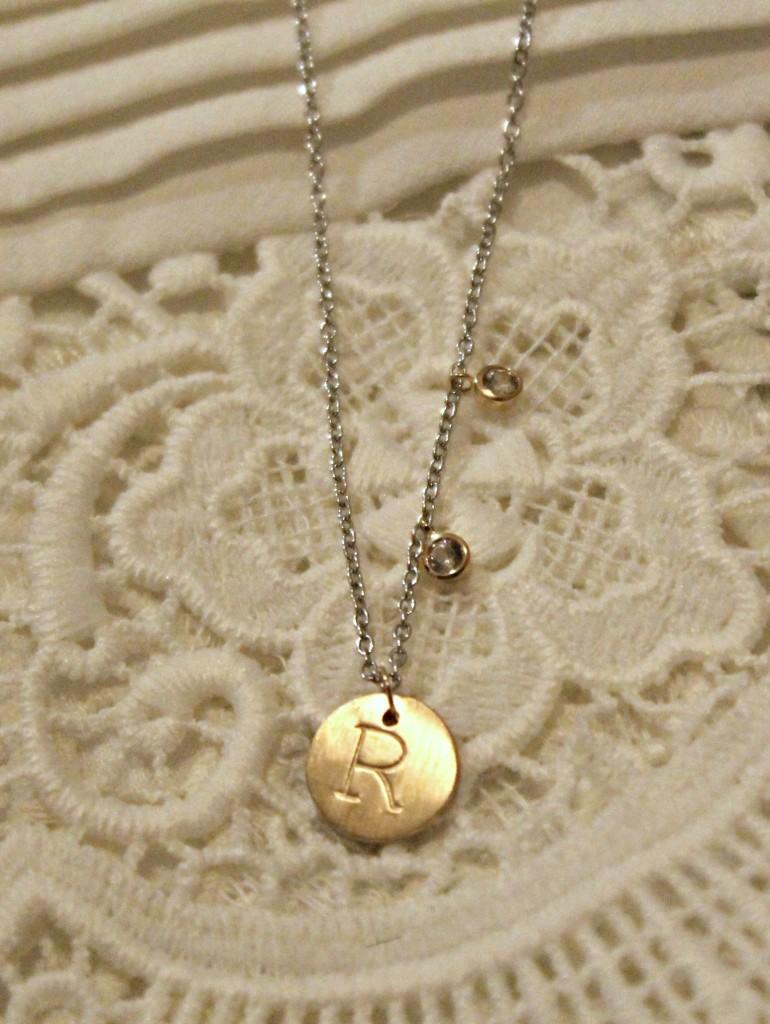 Gemvara customized necklace