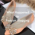 What Happened to Fashion Blogging?