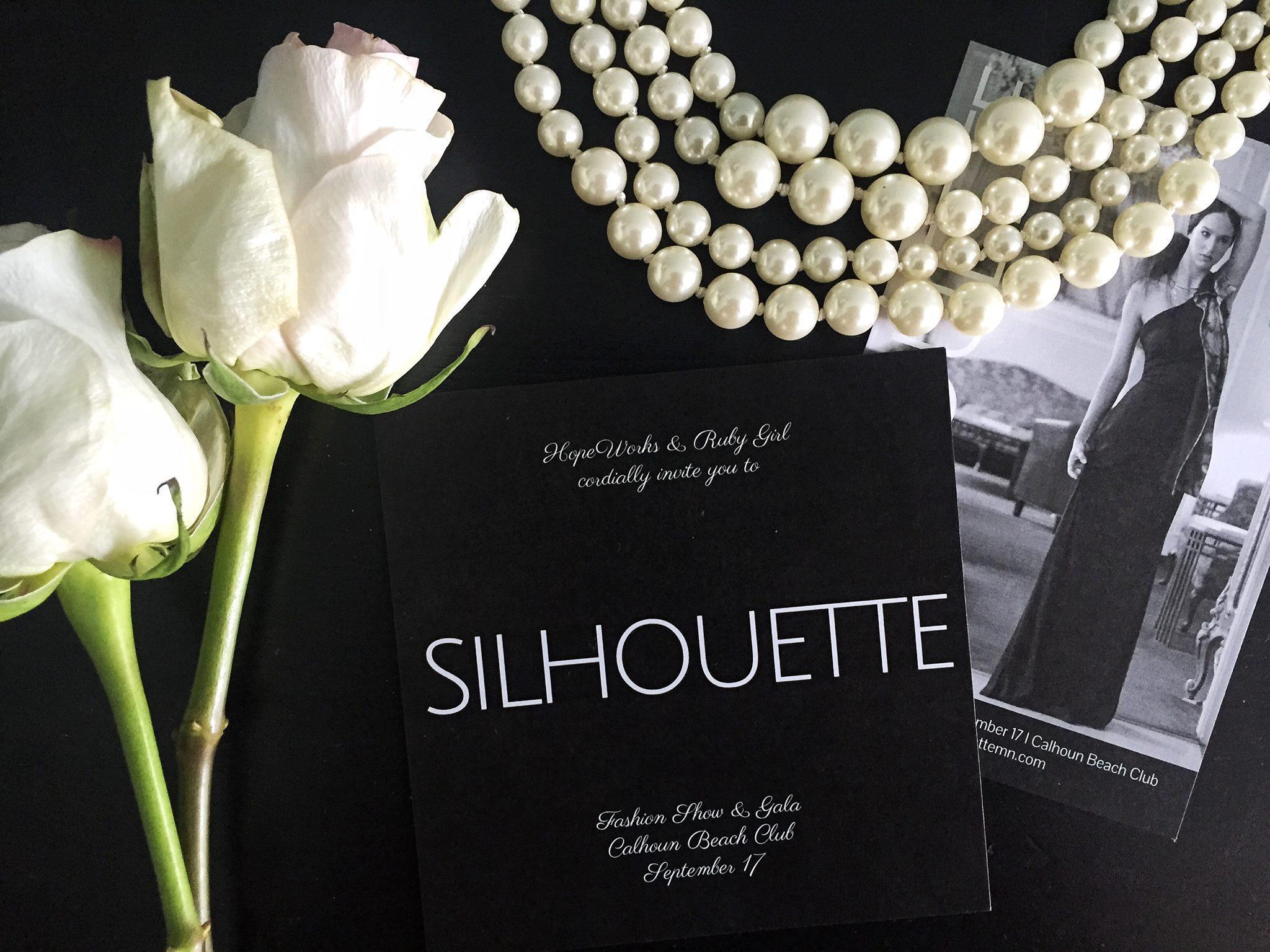 Silhouette MN Fashion Show