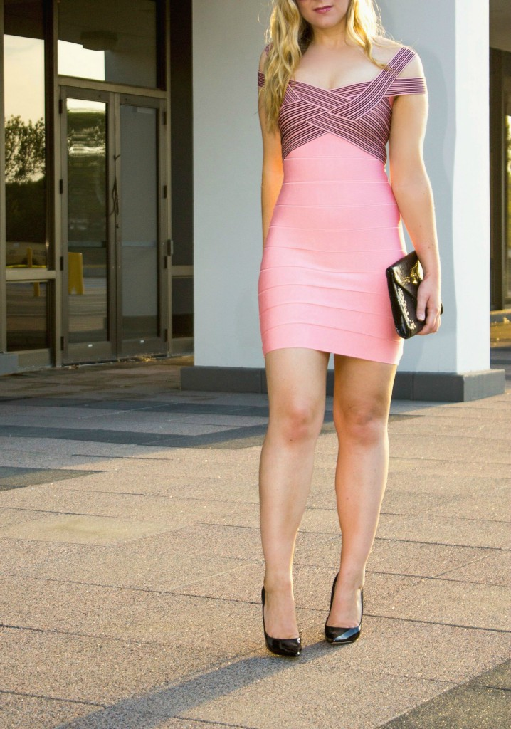 How to Wear a Bandage Dress