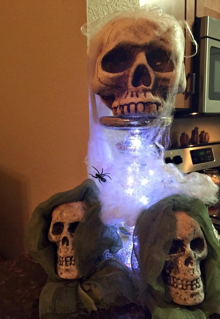 Skulls and Webs
