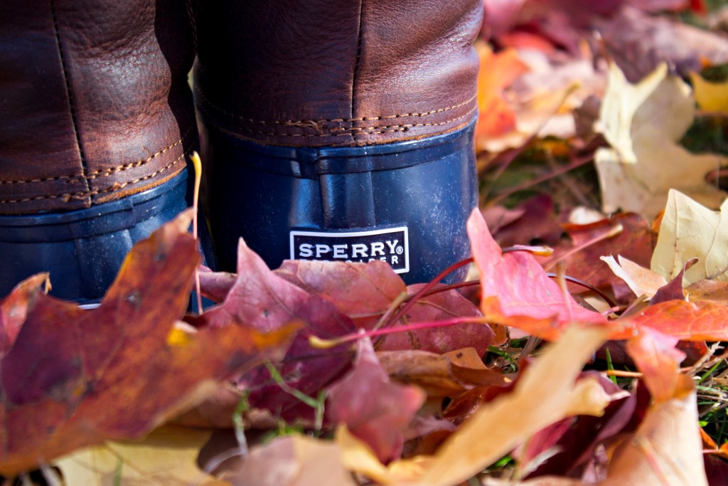 Sperry Saltwater Booties