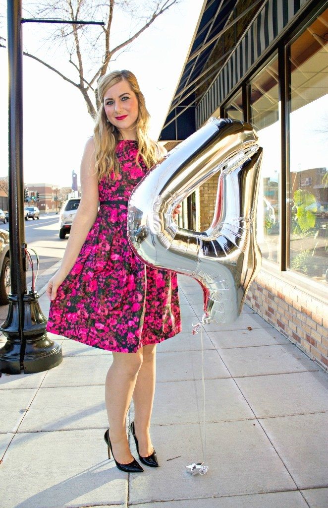 Celebrating 4 Years of Blogging