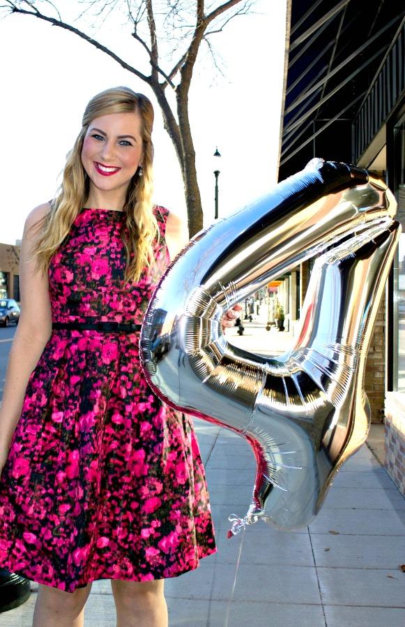 Rachel's Lookbook 4 Year Blog Birthday