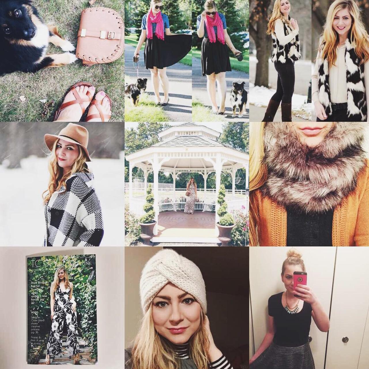 Instagram's Best Nine of 2015