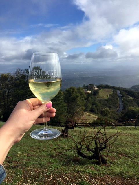 Ridge Vineyards Wine
